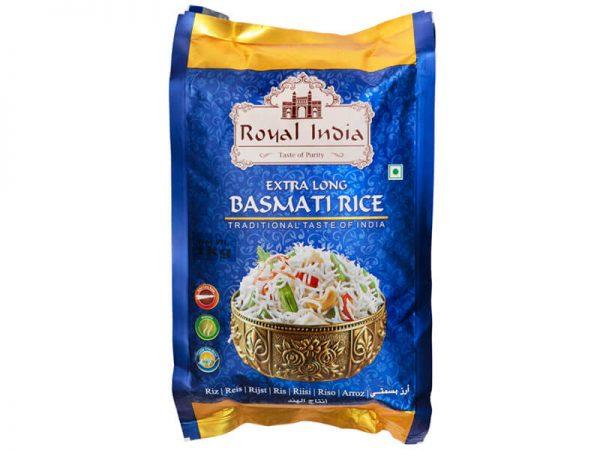 אורז בסמטי רויאל אינדיה