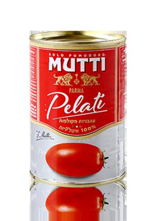 עגבניות מקולפות מוטי