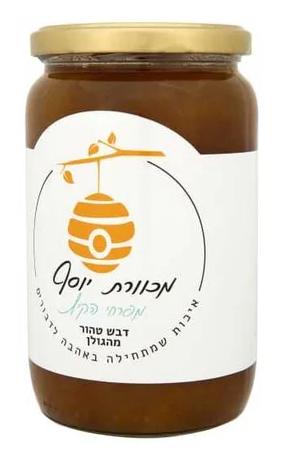 דבש מכוורת יוסף גדול