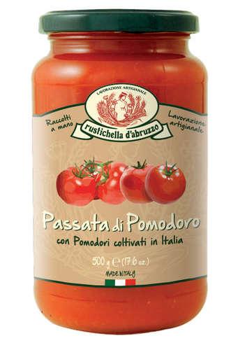 רוסטיקלה מחית עגבניות