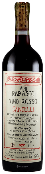 Rabasco Cancelli Rosso